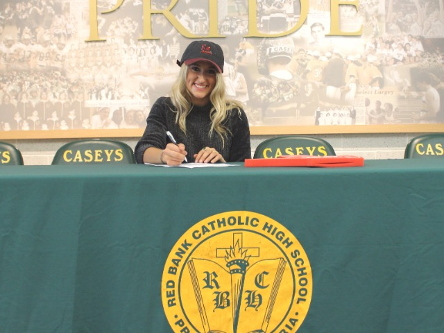 Kristen Pezzullo signing with University of Louisville for lacrosse