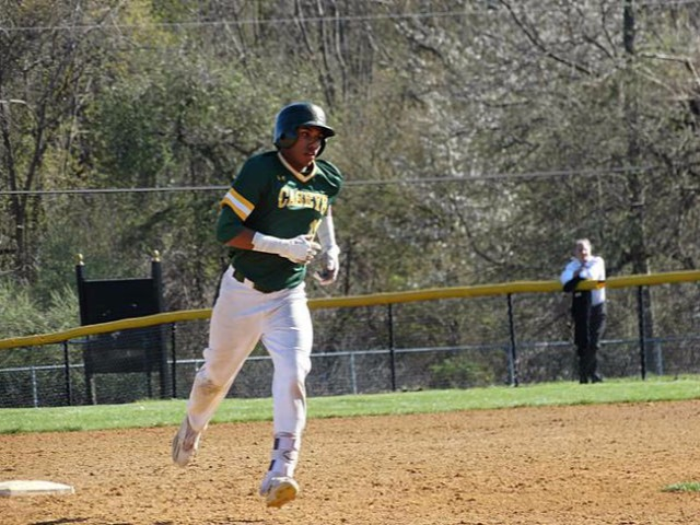 Glancy Blasts Three Homers to Help RBC Survive Monmouth Regional in Extras
