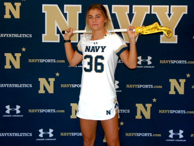 RBC Senior Anna Gotterup Secures Acceptance to the US Naval Academy