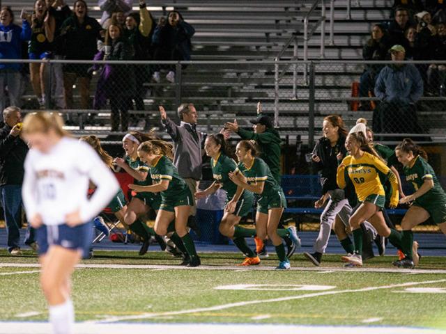 RBC Girls Soccer Roaring Once Again