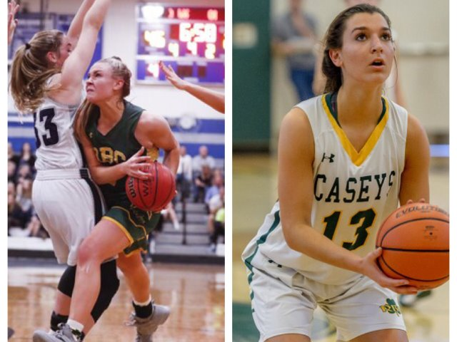 Caverly and Rice Nominated for the McDonalds All American Game