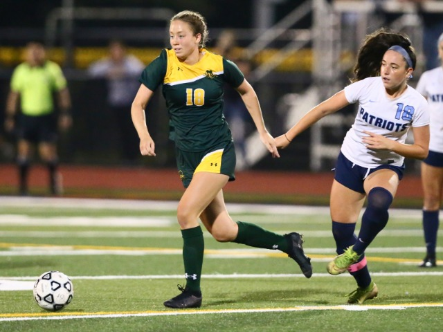 Cupo hat trick powers No. 13 Red Bank Catholic past Monmouth