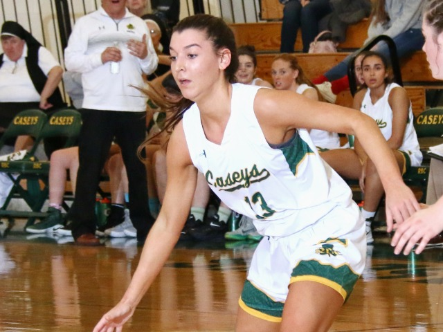 Katie Rice Selected Second Team All Shore by the Asbury Park Press and Shore Sports Network