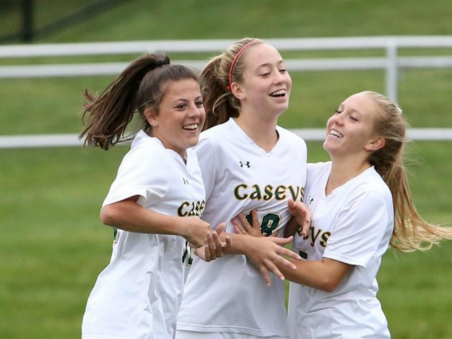 Varsity Girls Soccer Team Advances In NJSIAA Tournament