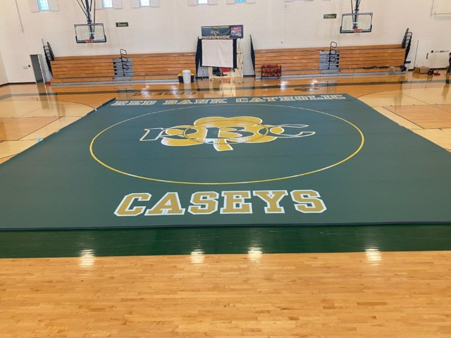 RBC Invests in Brand New Wrestling Mats