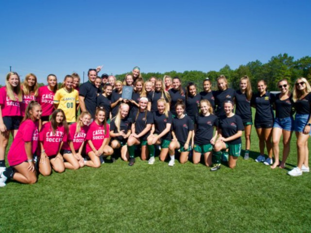 Girls Soccer Competes to Raise Money for Mental Health Organization