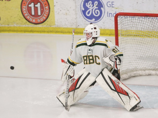 Red Bank Catholic returns with Shore's top goaltender Ciaran McNelis in 2017-18