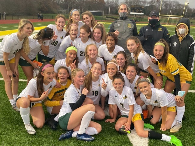RBC Girls Soccer Captures Central East G Non-Public Final