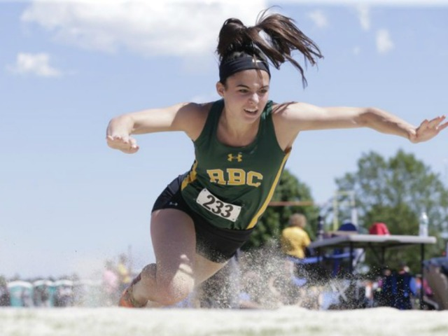 Image for article titled Senior Tara Zeni Wins Track & Field Performer of the Week