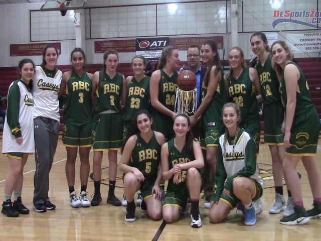 Red Bank Catholic (N.J.) wins bracket at Diamond State Classic