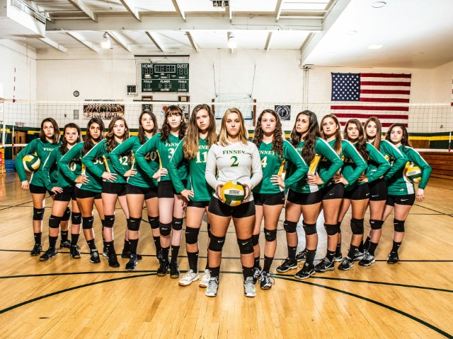 2018 Girls Volleyball Season Review