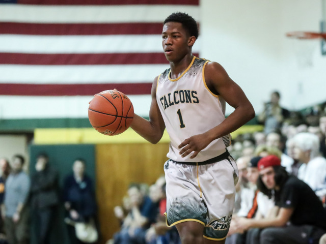 Finney's Markus Robinson ties Section V single-game scoring record with 65 points