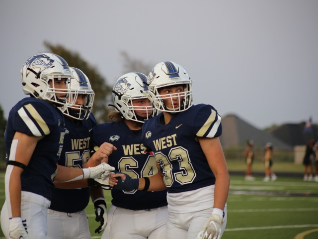 Image for Bentonville West enjoys Homecoming rout against Little Rock Central