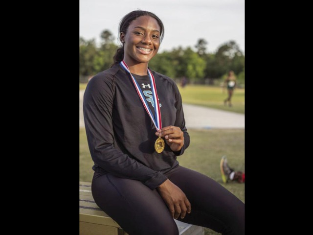 Area track athletes shine at regionals