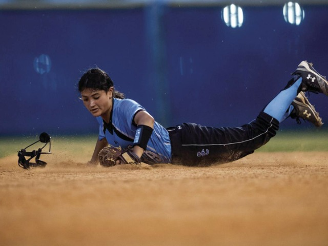 Lady Sharks fall in area softball playoffs