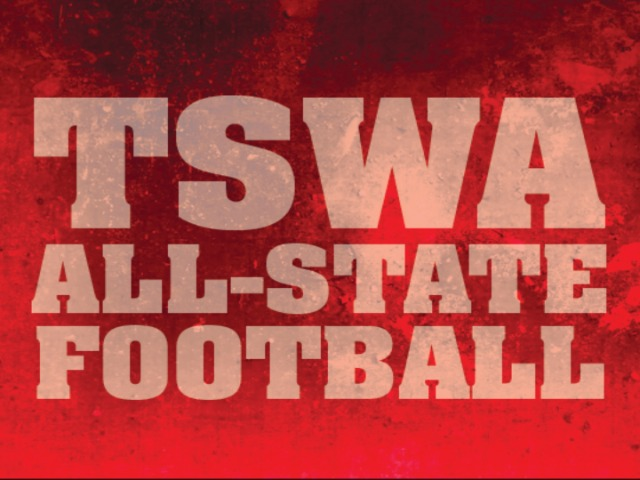 Area squads land 13 players on TSWA's 5A All-State Football team