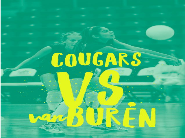?Lady Cougars vs. Van Buren freshman today