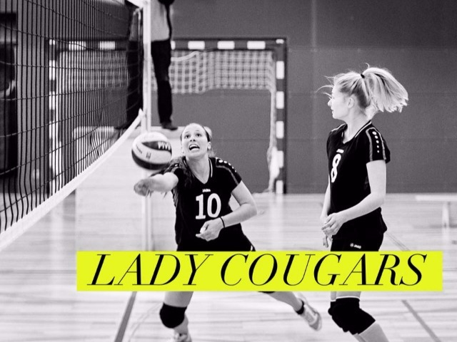 ?8th & 9th Lady Cougars vs Greenwood today