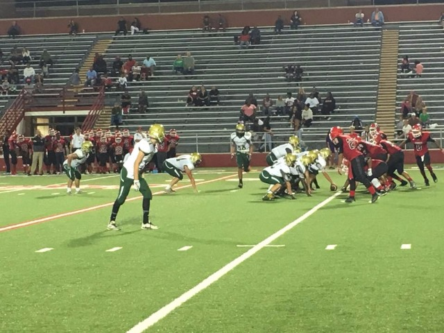 CJH takes a strong 28-6 win over Kimmons