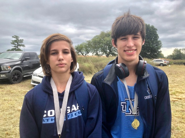 Cross Country has two more medalists in Springdale
