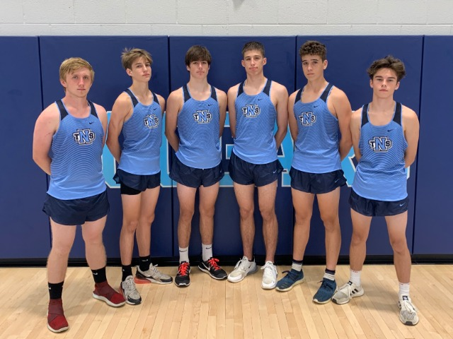 Boys Varsity Cross Country is ready to make a run at a record-setting season