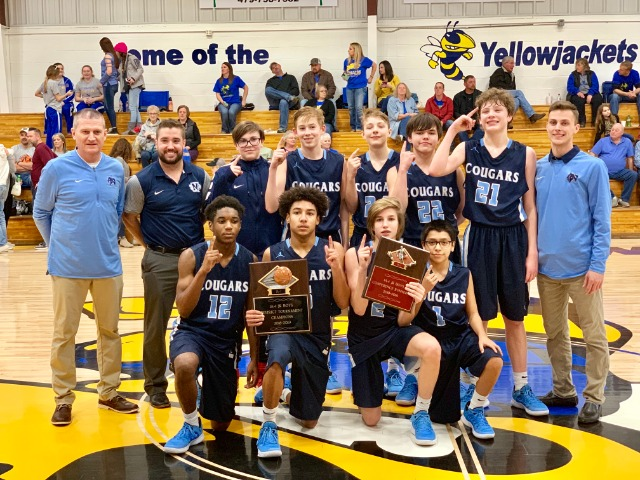 Image for 1A-1 Junior High District Champions