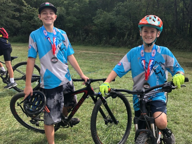 Two Mountain Bikers find the podium in the second race of the season