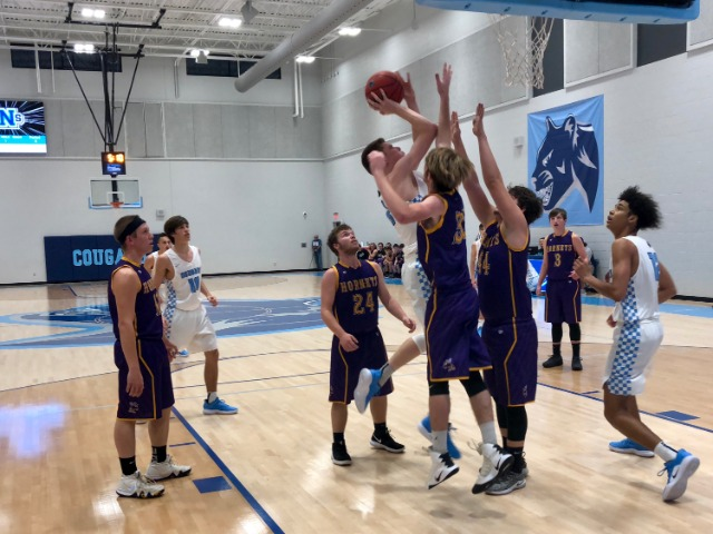 Varsity Boys stay perfect in win over Oark
