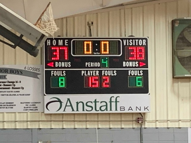 Varsity Boys stay perfect in conference with win over Alpena