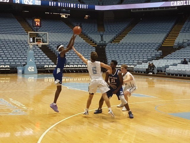 First Half Woes Haunt Herd at UNC
