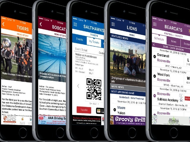 Download the BLC Thoroughbreds App from Mascot Media!