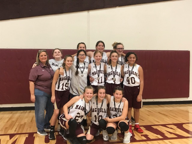 7th Grade Maroon Plays in Championship