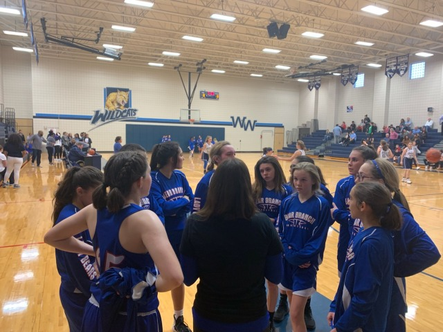 8B Lady Bears fall short against Willow Wood