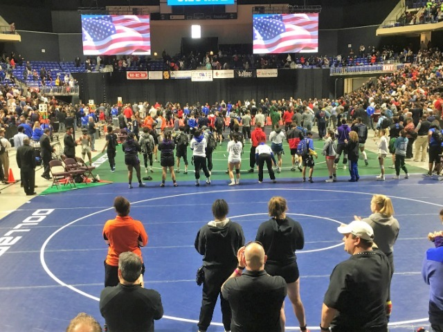 FISD Wrestlers Recognized in State Rankings