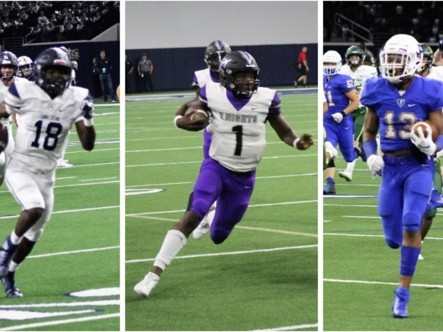 Lone Star, Frisco, Independence Ready for Second Round of Football Playoffs