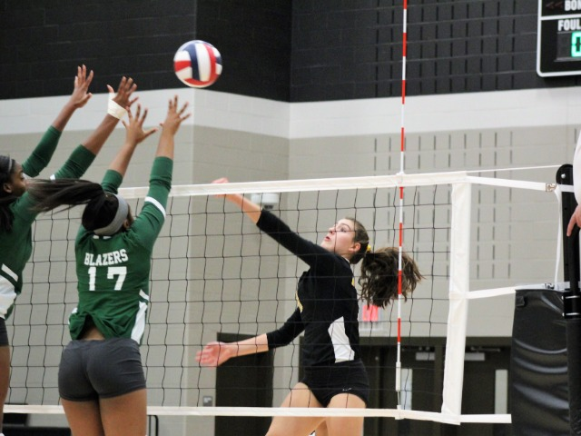 Four Frisco ISD Volleyball Teams in Dallas-area Rankings
