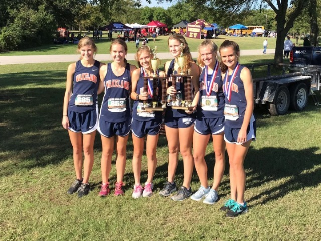 Wakeland Leads Strong FISD Cross Country Performance at Gaston Invitational
