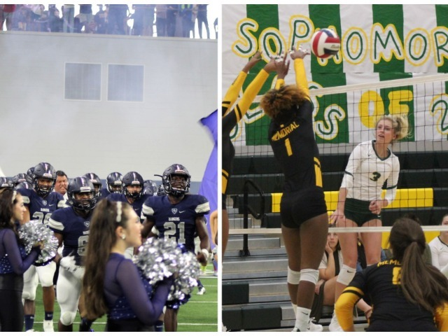 Image for Seven FISD Teams in Football, Volleyball Rankings