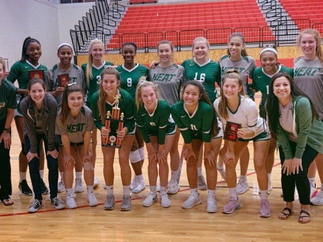 Frisco ISD Volleyball Teams Open the Season