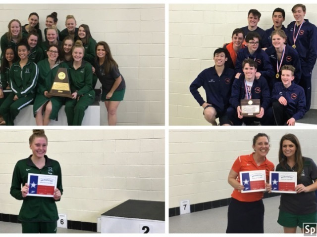 Reedy Girls, Wakeland Boys Lead Strong FISD Performance at Swimming and Diving Regional