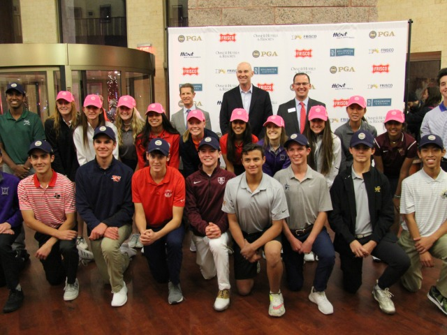 Image for FISD Partners with City of Frisco, PGA to Expand Student Opportunity