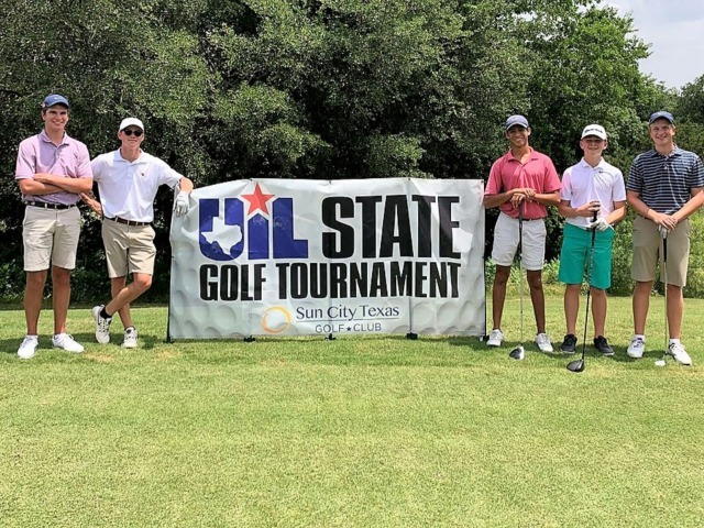 FISD Girls Golf Teams Finish Strong at State Tournament