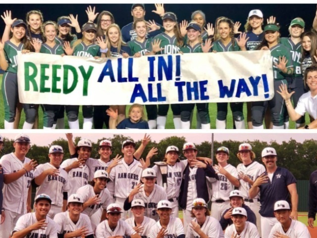 Commitment to Team Helps Reedy Softball, Lone Star Baseball in Historic Playoff Runs
