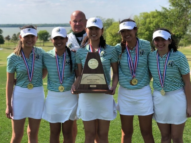 Image for LTHS Golfers Win Region 2 Title Again