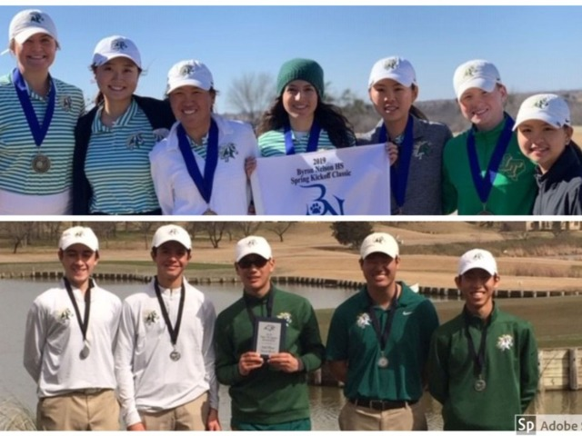 Girls, Boys Golfers Earn More Accolades at Tourmaments
