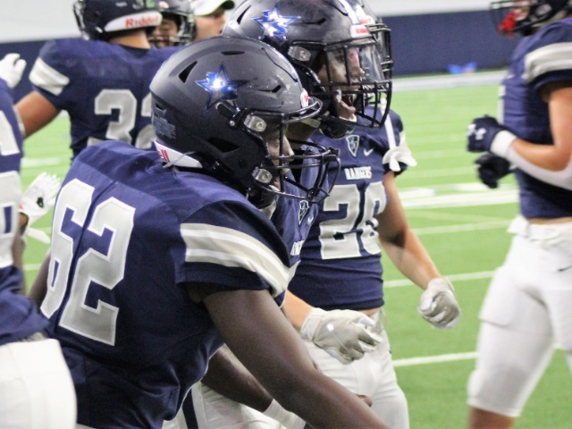 Lone Star Football Team Wipes Out Denton 75-0