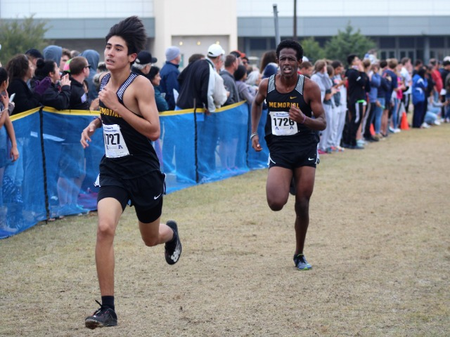 Image for Memorial Runners Qualify for State Cross Country Meet