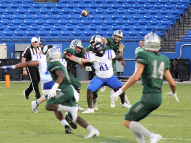 Image for Reedy Quarterback Among Statistical Leaders in Dallas Area