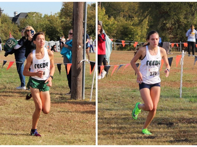 Reedy Runners Win District Cross Country Titles