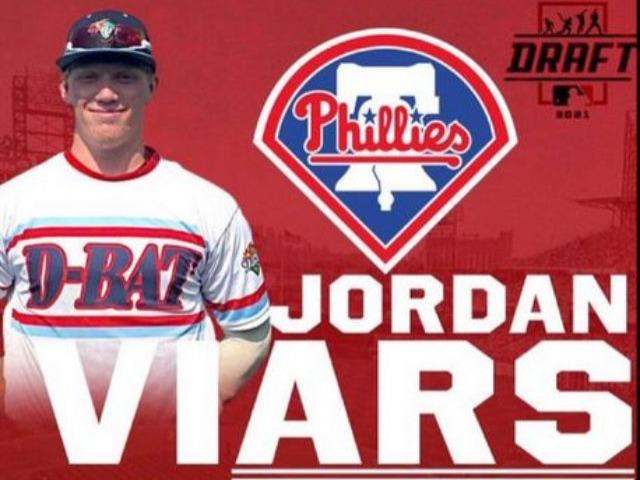 Image for Reedy's Jordan Viars Selected in Major League Baseball draft
